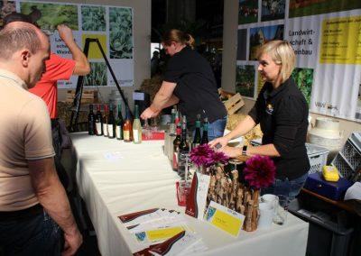 Aktionstag Weinprobe der Staatsdomäne Hohrainhof