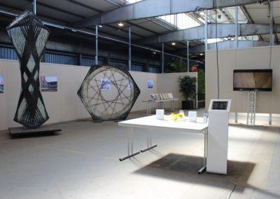 Die Leichtbaupavillons der BUGA - Entstehungsgeschichte und Hintergrund