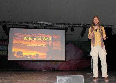 Filmabend Matto Barfuss - Wild und Weit - 25 Jahre Afrika